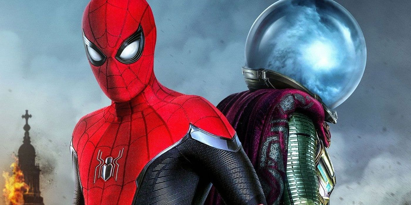 Far From Home Cut [SPOILER]'s Reaction to Spider-Man's Secret Identity Reveal