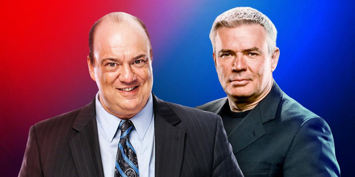 WWE Puts Paul Heyman, Eric Bischoff in Charge of Raw, Smackdown