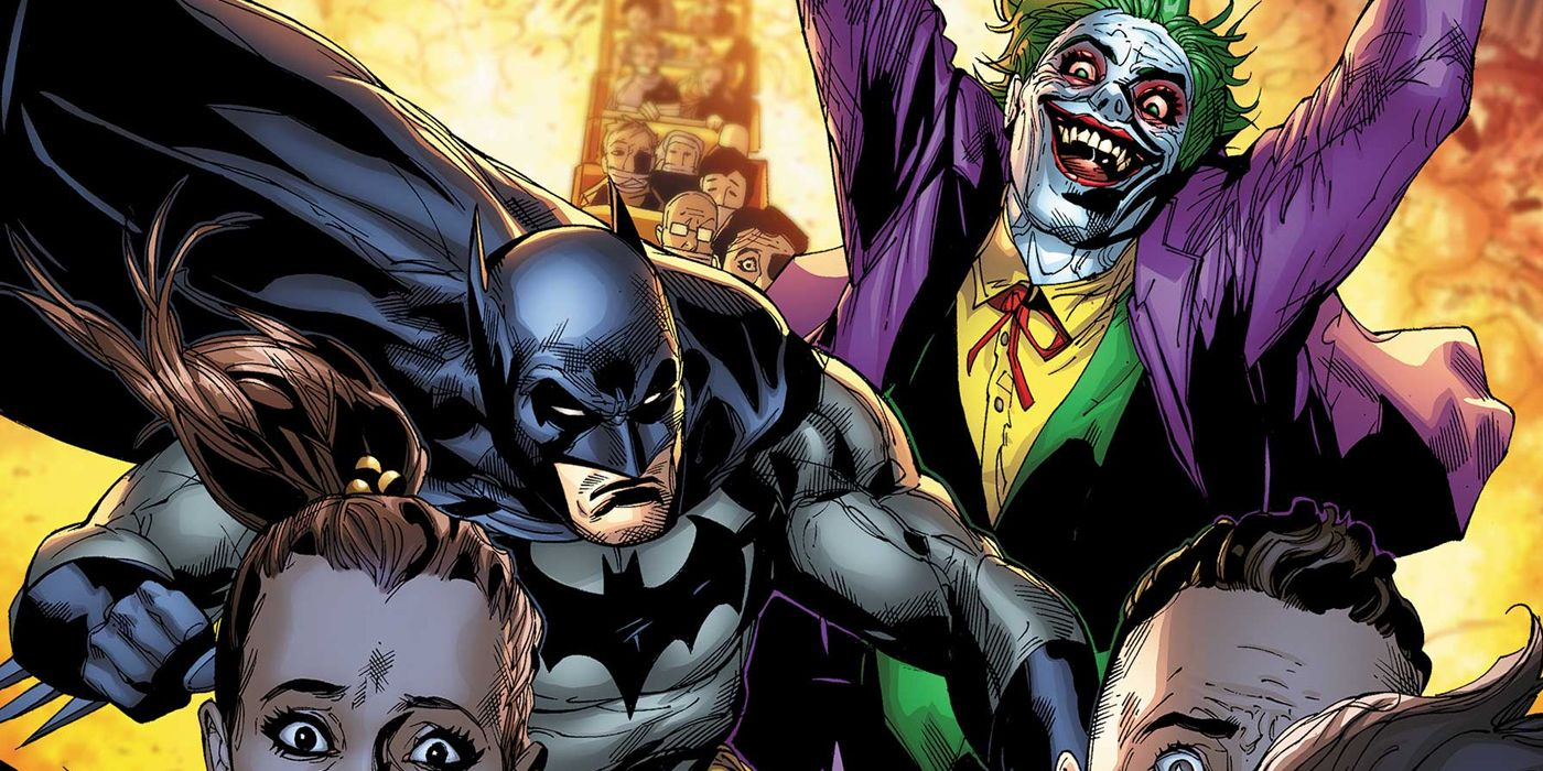 Batman: Detective Comics' New Take on The Killing Joke Is Pretty Twisted