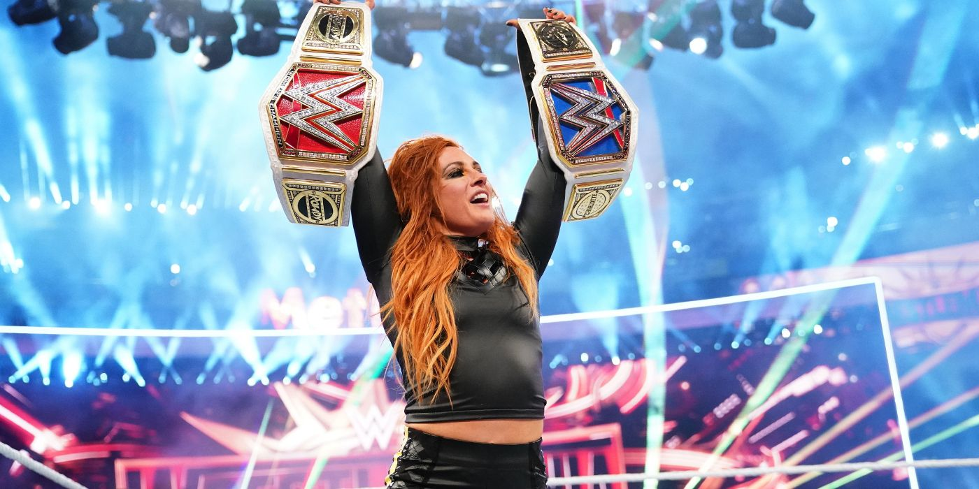 WWE Women's Champion Becky Lynch Honored with Special Mattel Figure