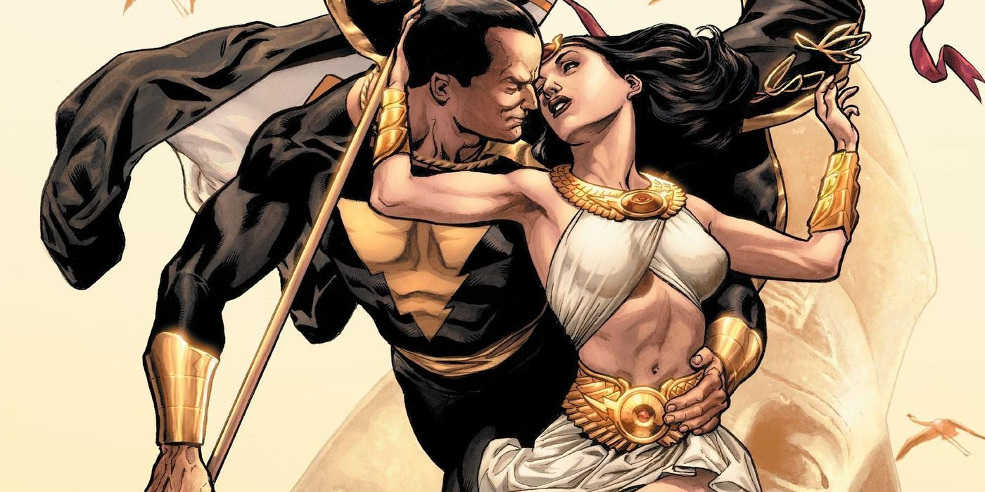 DC's 'Black Adam': Who is Isis? - Murphy's Multiverse -