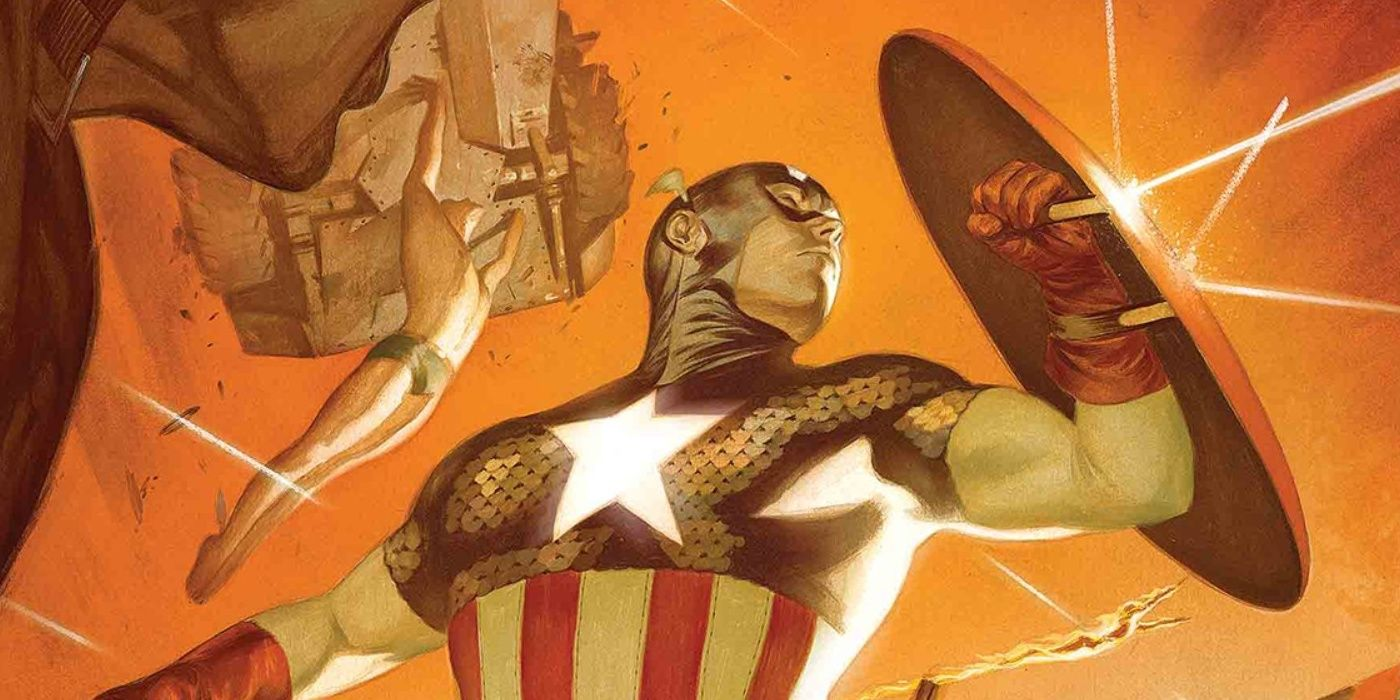 Captain America Drastically Changes His Relationship With Peggy Carter