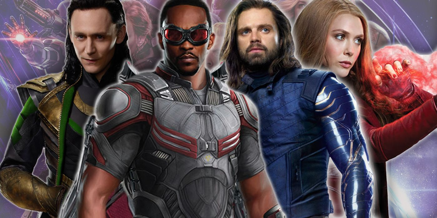 How Will Marvel's Disney+ Series Tie Into the MCU Films? | CBR