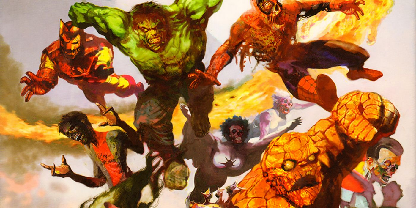 Marvel Studios' What If Teaser Confirms Marvel Zombies | CBR