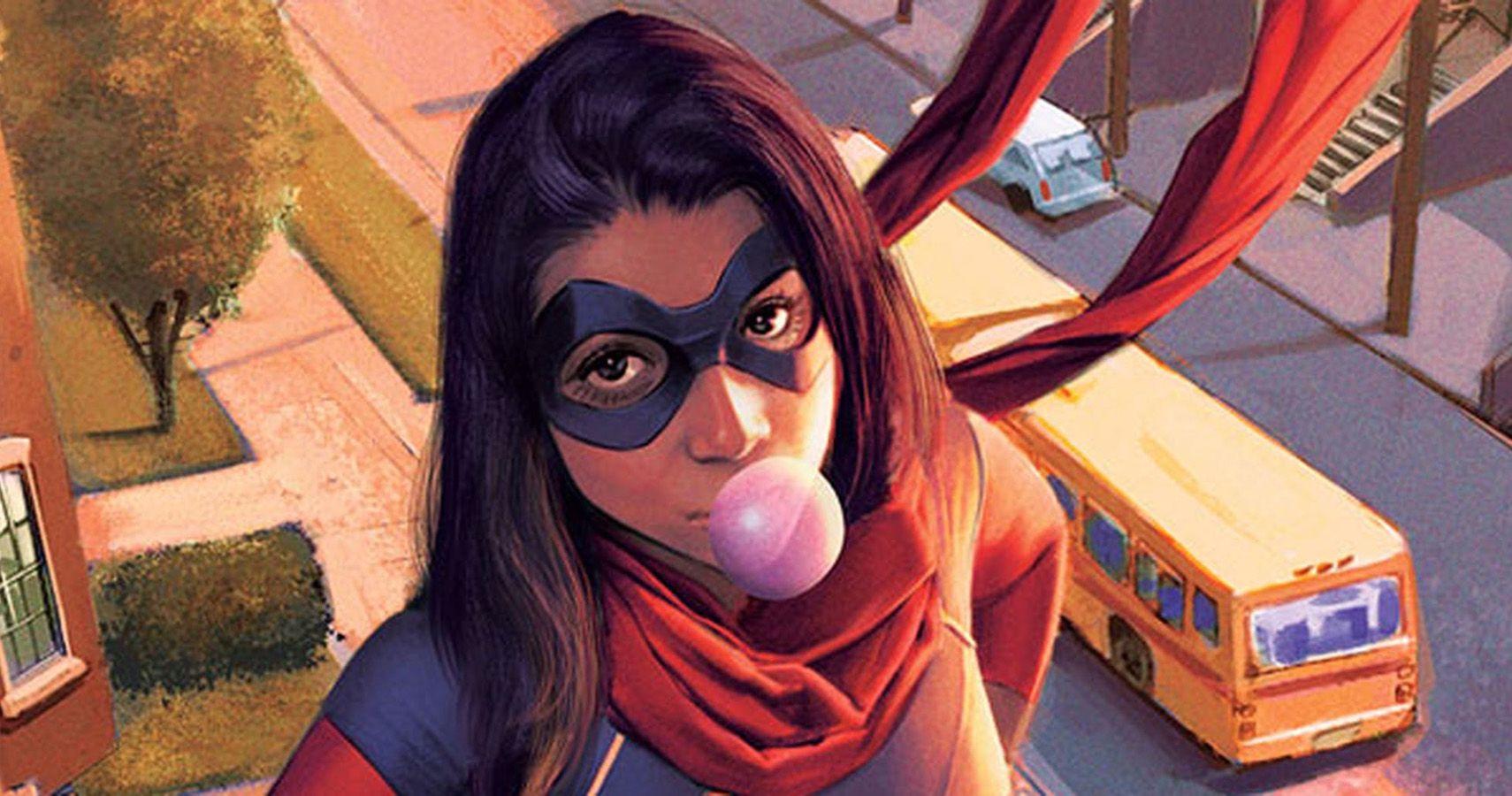 Ms. Marvel TV Series Reportedly in Development for Disney+   CBR