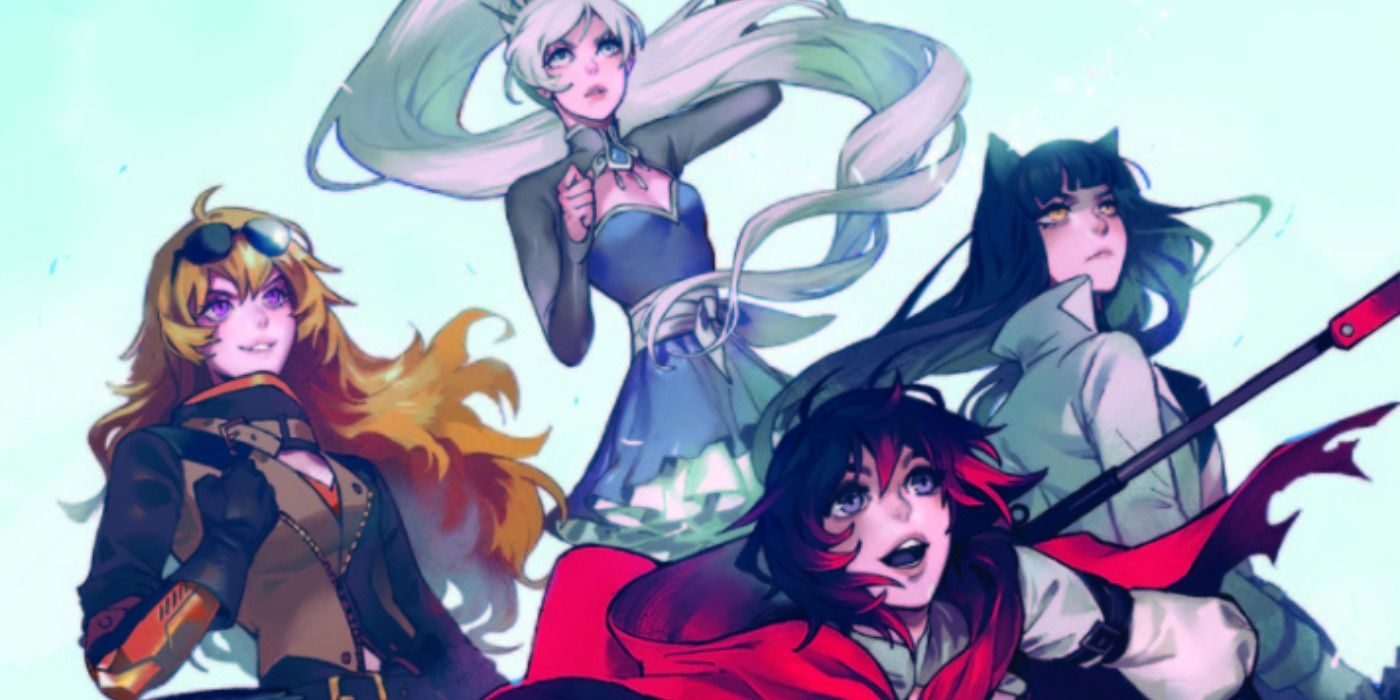 REVIEW: RWBY #1 Adapts the Hit Anime Series at a Breakneck Pace