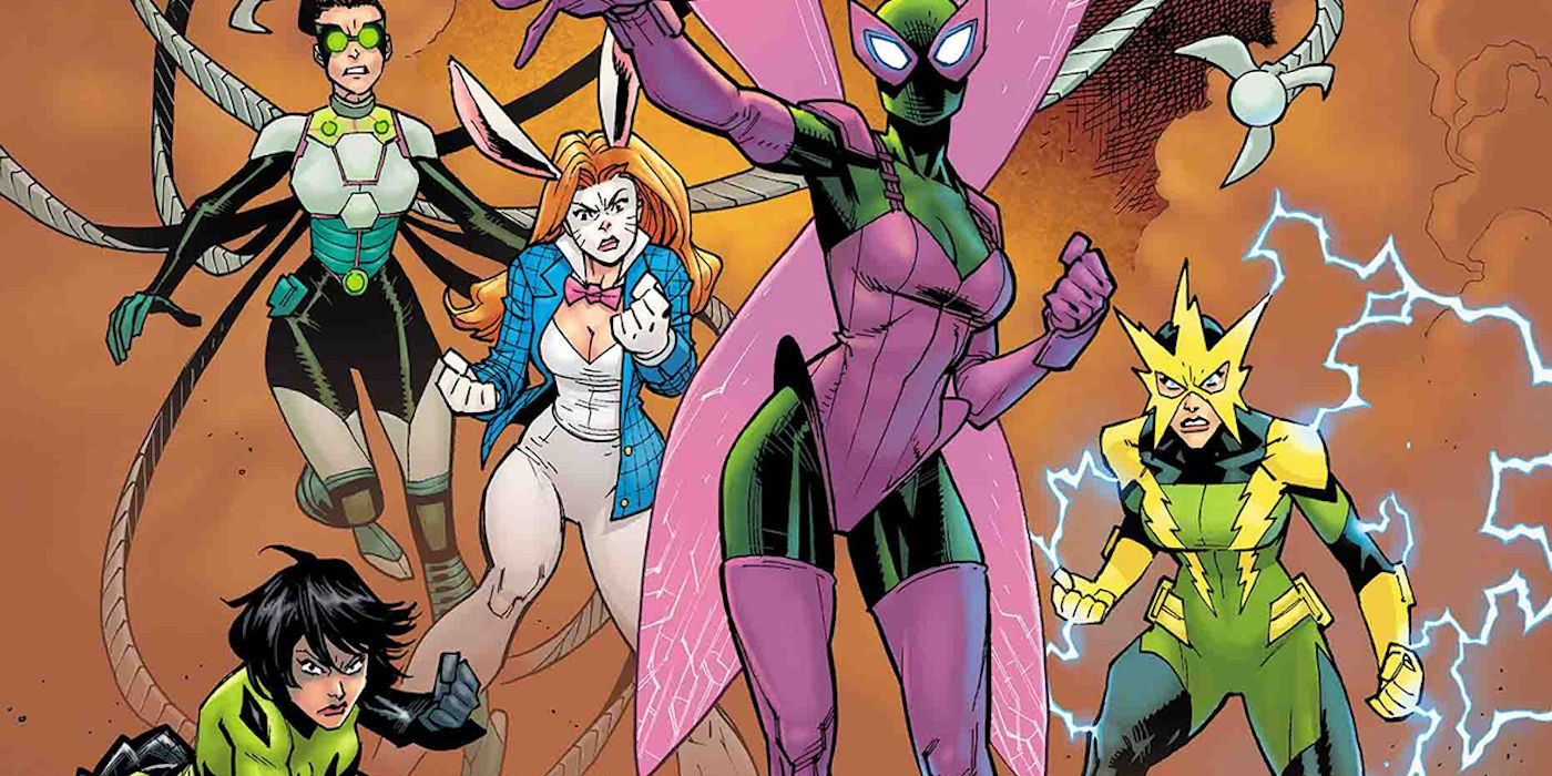 Spider-Man: Marvel's New, All-Female Sinister Six Might Be Its Best Yet