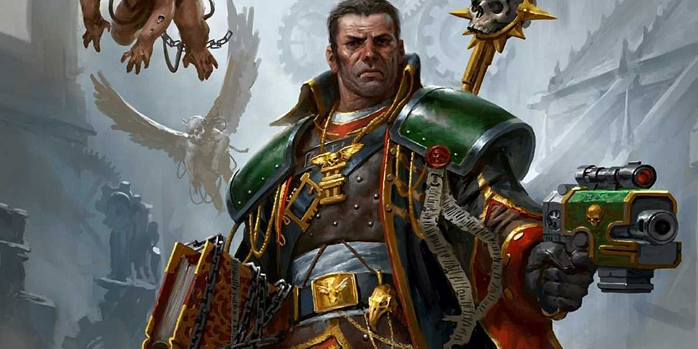 Warhammer 40000: Live-Action Eisenhorn TV Series In Development