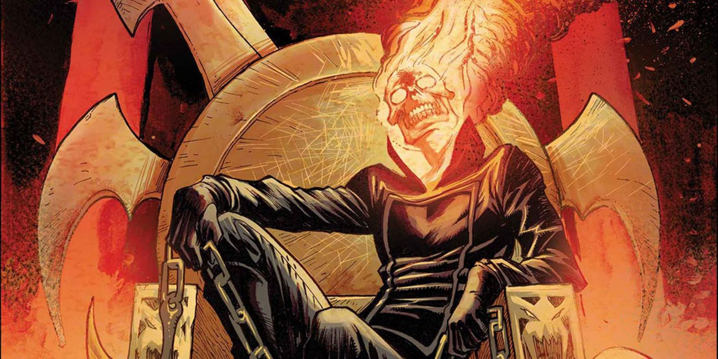 Guardians of the Galaxy Sets Up Avengers' Ghost Rider Story Arc