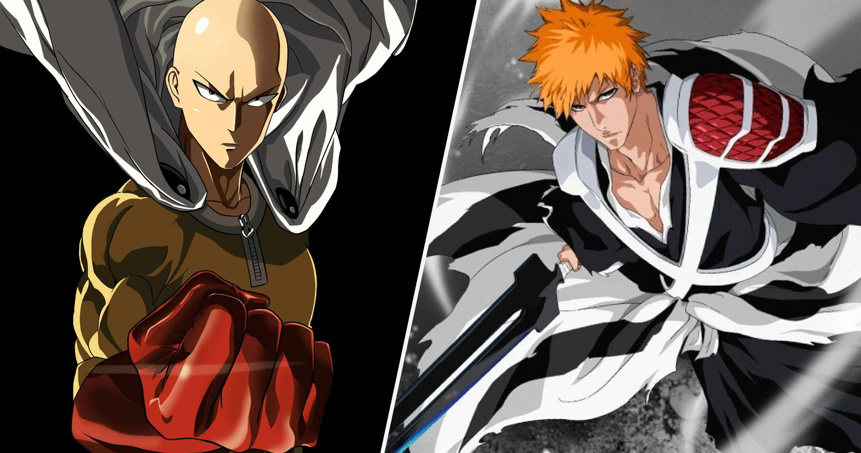 10 Anime Characters Who Are More Powerful Than Bleach's Ichigo