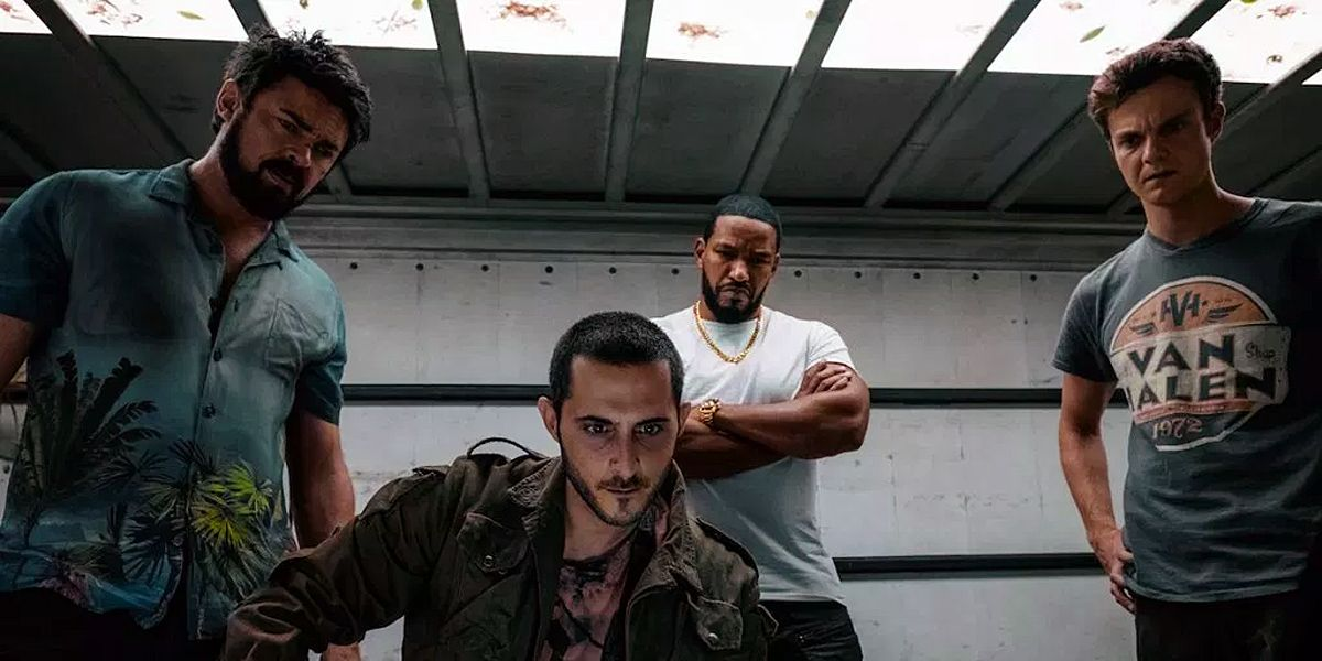 The Boys: Jack from Jupiter May Be Coming in Season 2 - Sort Of