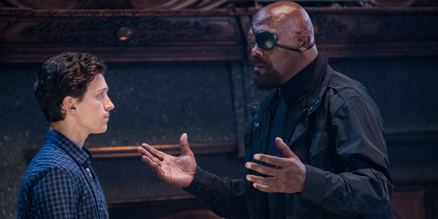 Spider-Man: Far From Home Writers On the Joys of Nick Fury | CBR