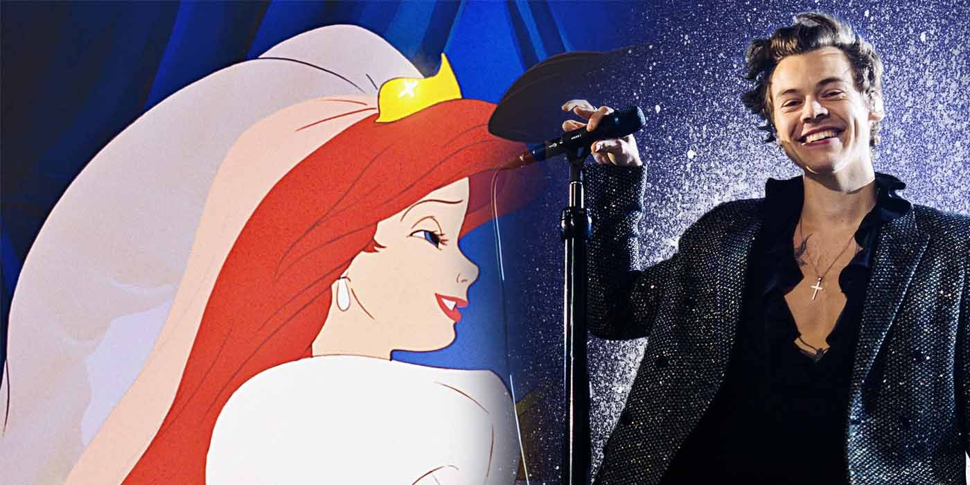 Disney's The Little Mermaid: Harry Styles in Talks to Play Prince Eric