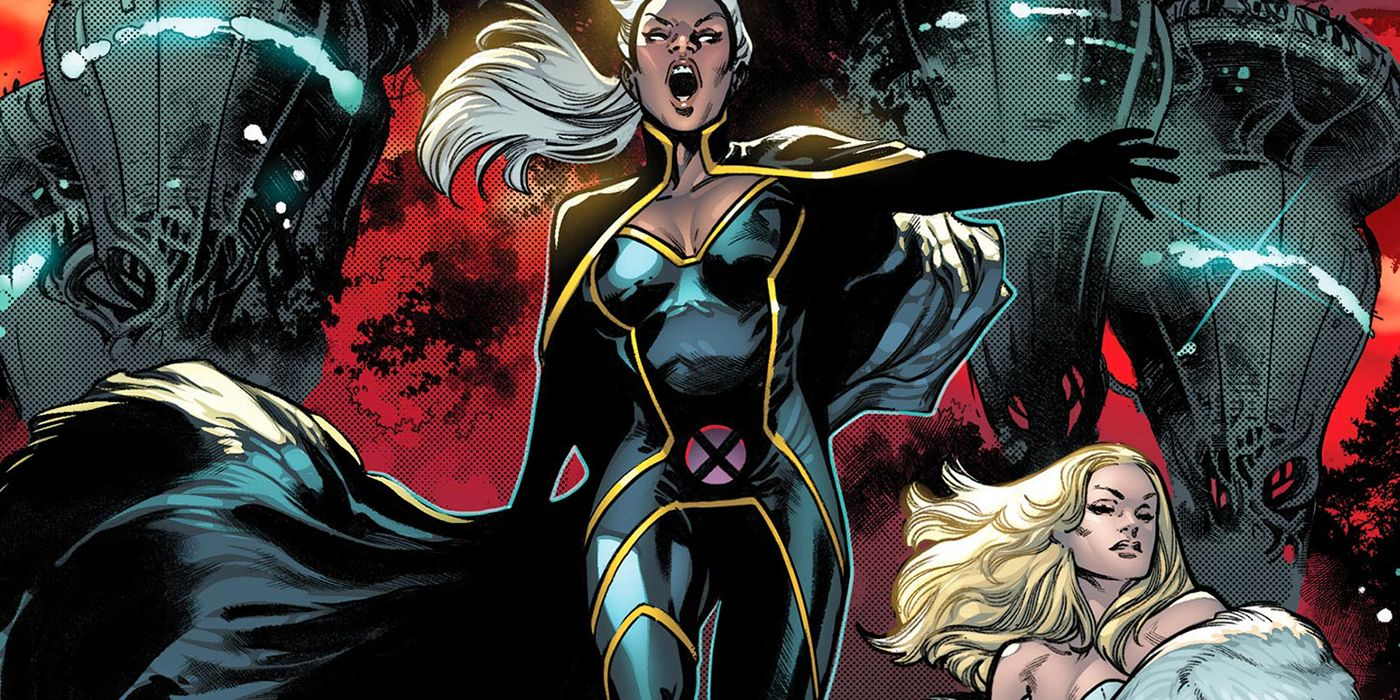 House of X #6 Cover May Introduce a New Home for Mutants | CBR