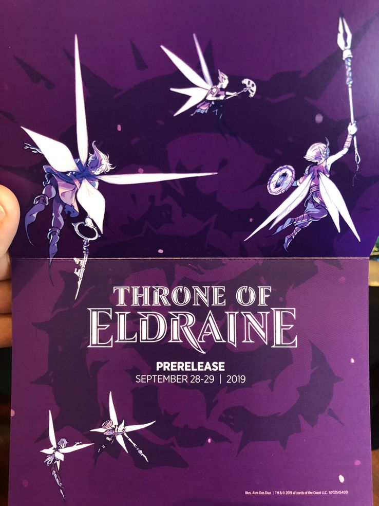 Throne of Eldraine Spoilers