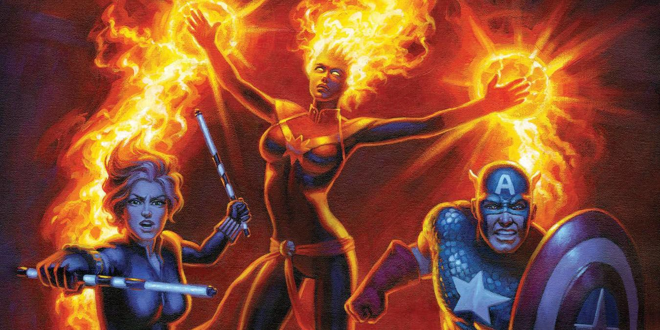 Marvel Comics #1000 Pulled Waid's Essay That Called America 'Deeply Flawed'