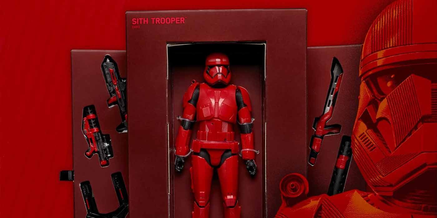 Star Wars: The Rise of Skywalker's Sith Troopers Are Coming to SDCC