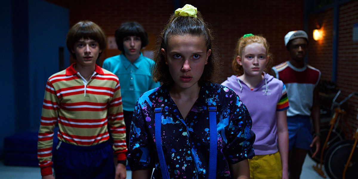 Stranger Things 3 Sets Franchise Viewing Record | CBR
