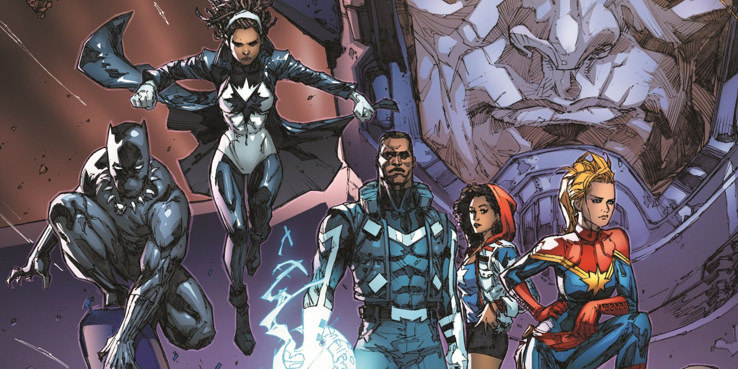 Could Marvel Make the Ultimates Its Next Cinematic Super-Team?