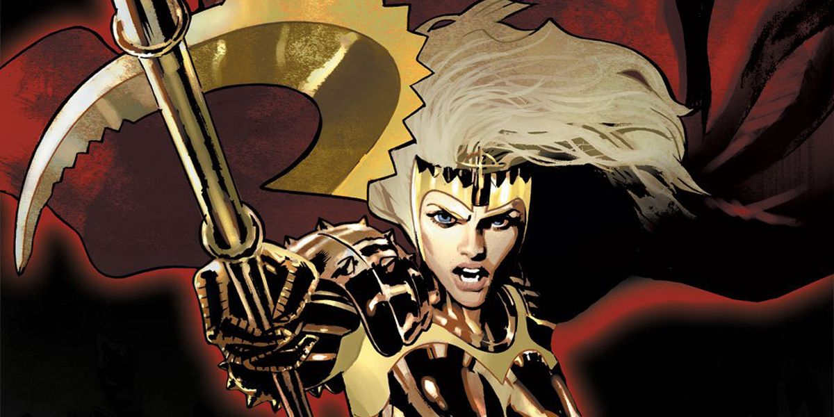 The Eternals: Who Is Angelina ...