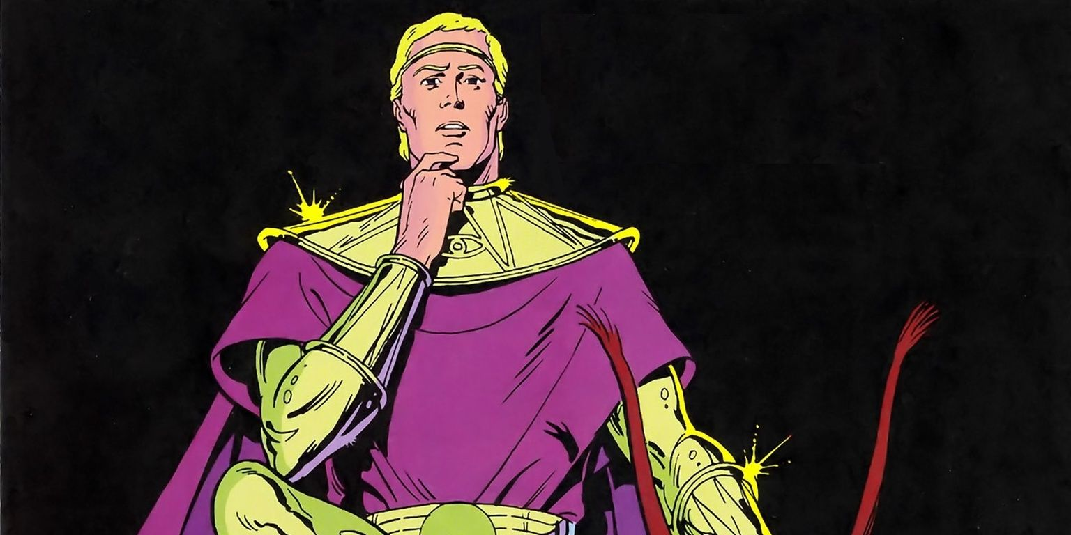 Watchmen: HBO Just Debuted Ozymandias in Full Costume | CBR