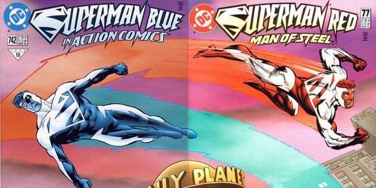 5 red and blue Cropped 1 - 10 superpoderes que todos hemos olvidado que tiene Superman