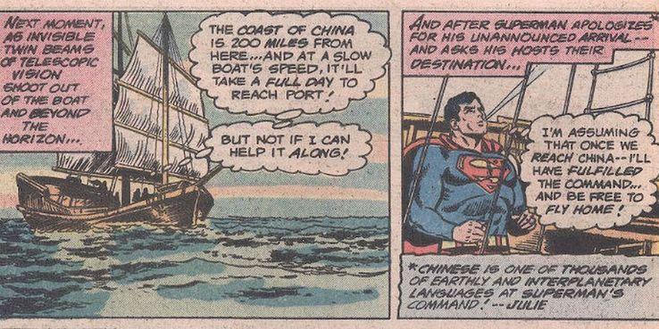 8 languages Cropped - 10 superpoderes que todos hemos olvidado que tiene Superman