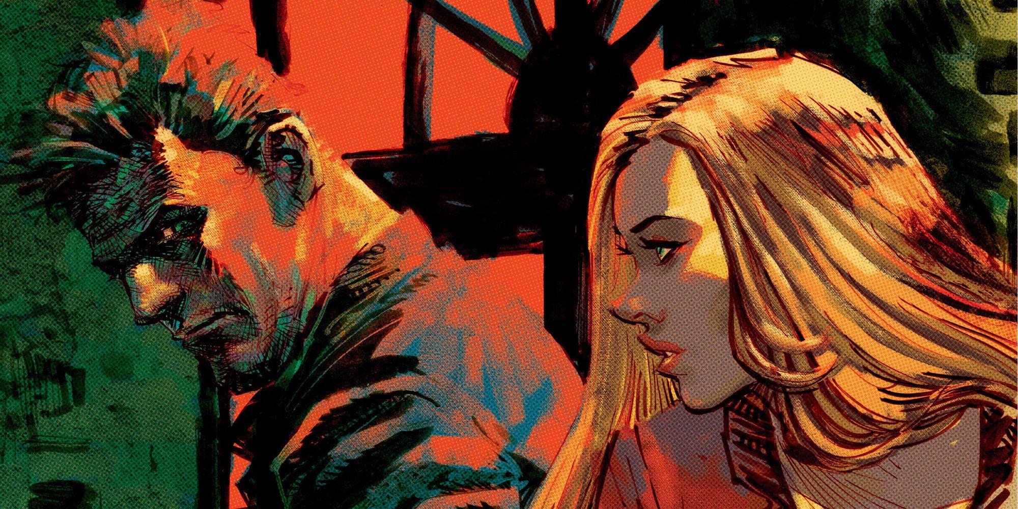 Buffy: Charles Gunn Makes Comic Book Debut in Angel #4 | CBR