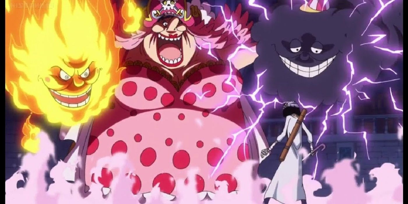 One Piece: Os 10 piratas mais fortes da era antiga 6