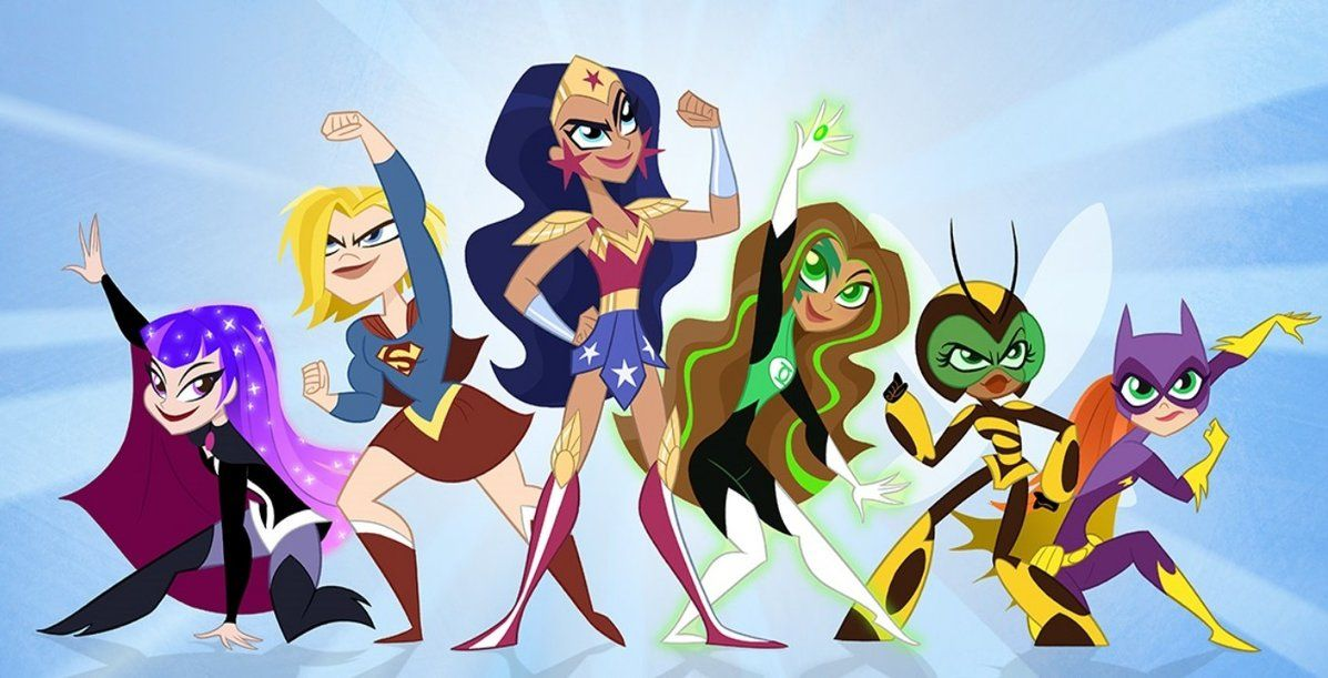 EXCLUSIVE: How DC Super Hero Girls Mix Real Angst with Super Adventure