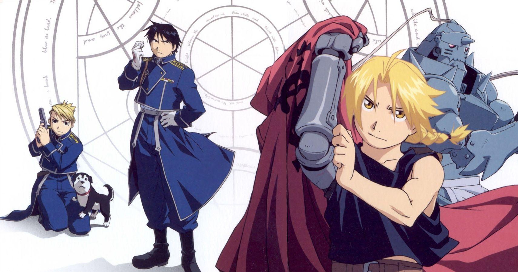 10 Differences Between Fullmetal Alchemist: Brotherhood ...