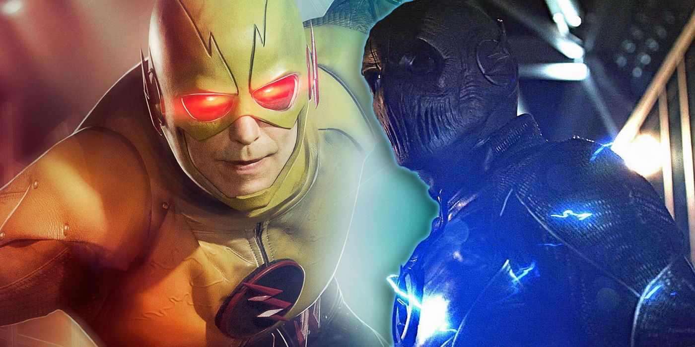 Flash Villains Who Is The Arrowverse S Fastest Evil Speedster