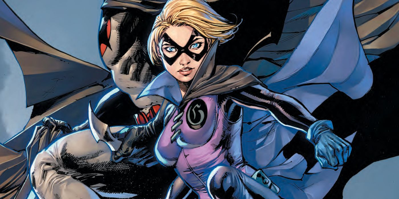 Batman Reveals How Gotham Girl Got Powers and Who Gave Them to Her