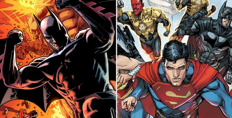The 10 Most Brutal Moments Of The Injustice 2 Comics | CBR