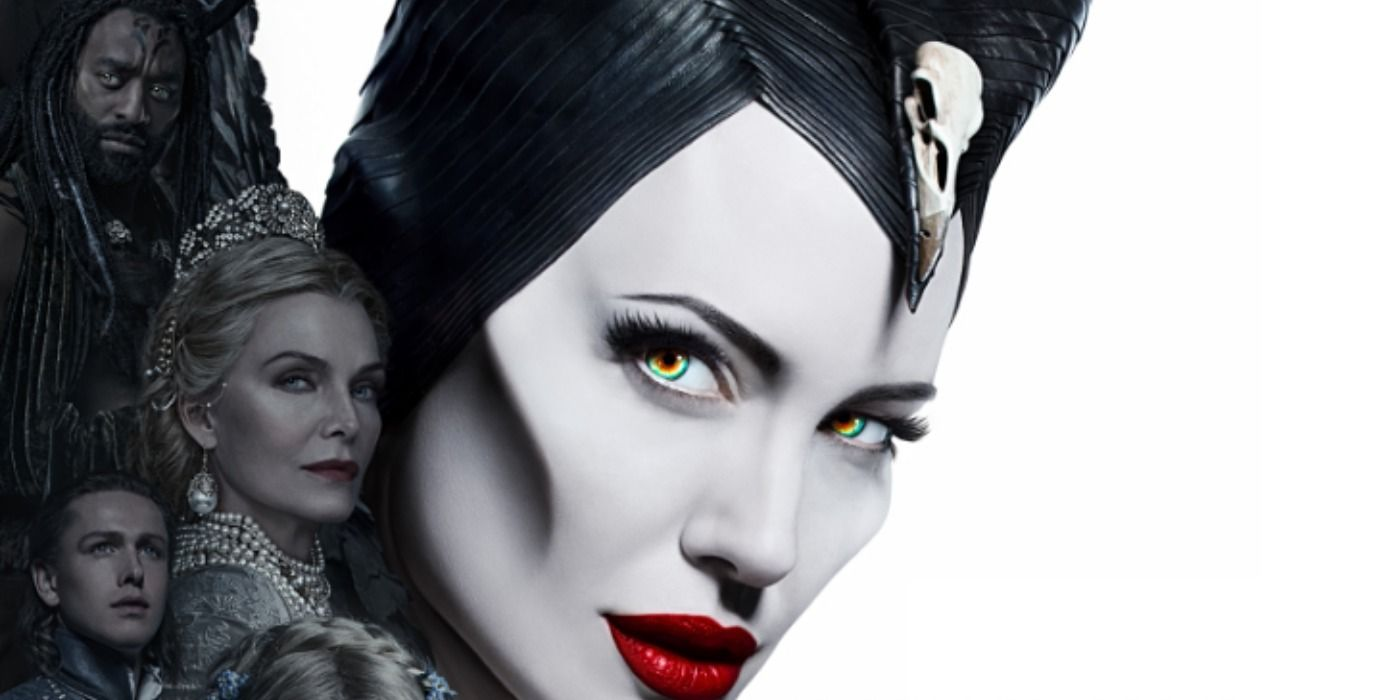 Maleficent: Mistress of Evil's Enchanted Cast Assembles in Latest Poster
