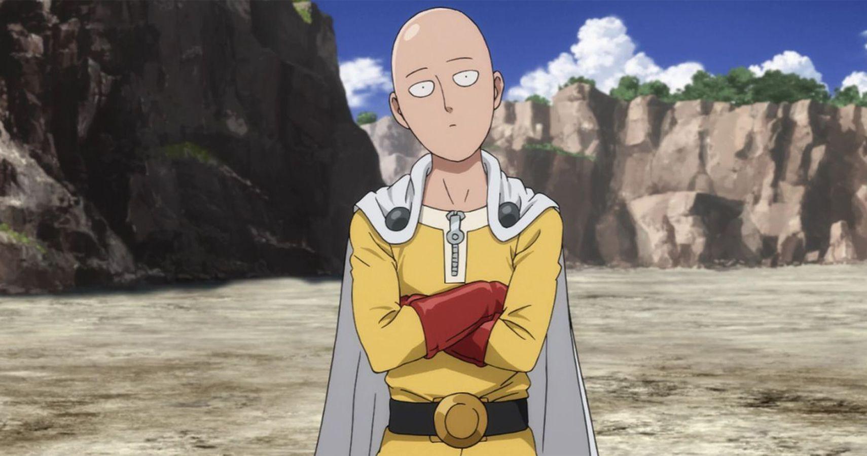 One Punch Man Saitama - One Punch Man: 10 Crazy Saitama Fan Theories That Could ...
