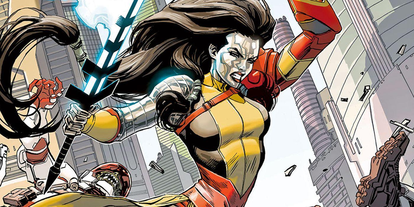 Every Mutant in Power of X's Sword-Wielding X-Man | CBR