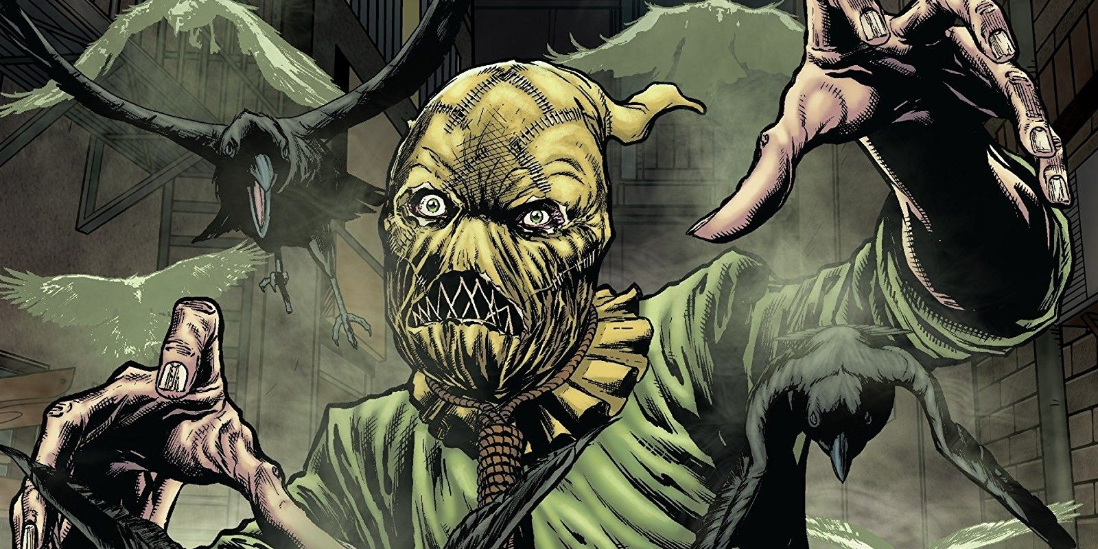 Image result for dc scarecrow