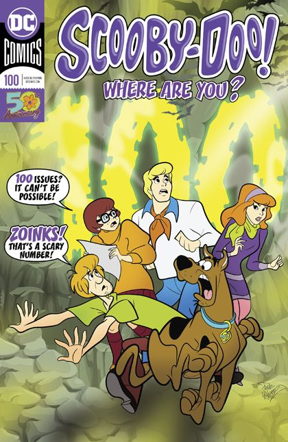 REVIEW: Scooby-Doo: Where Are You? #100 Captures the Spirit of the Cartoon