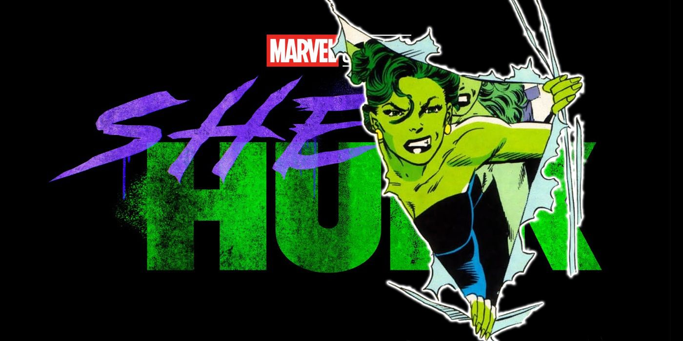 Disney+'s She-Hulk Series Should Embrace the Character's Meta Days