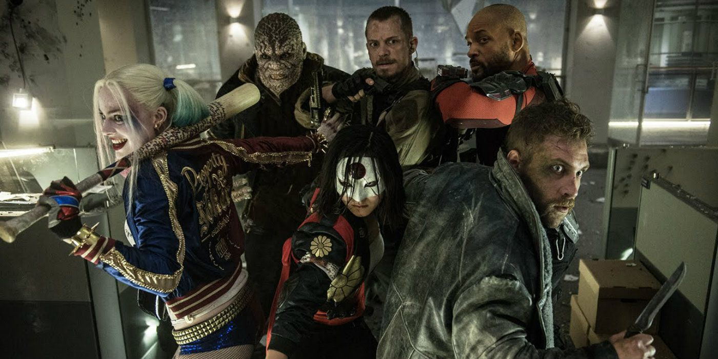 James Gunn's The Suicide Squad Gets Comics-Inspired Logo   CBR