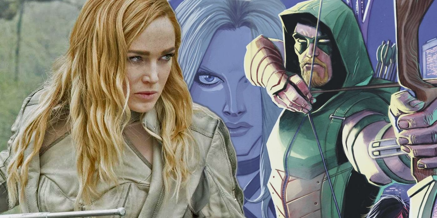 White Canary: Why Isn't the Arrowverse Hero in Comics? | CBR