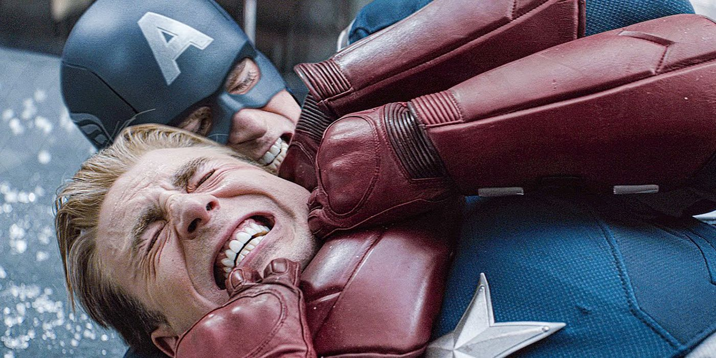 Avengers: Endgame's Captain America Fight Scene Change, Explained