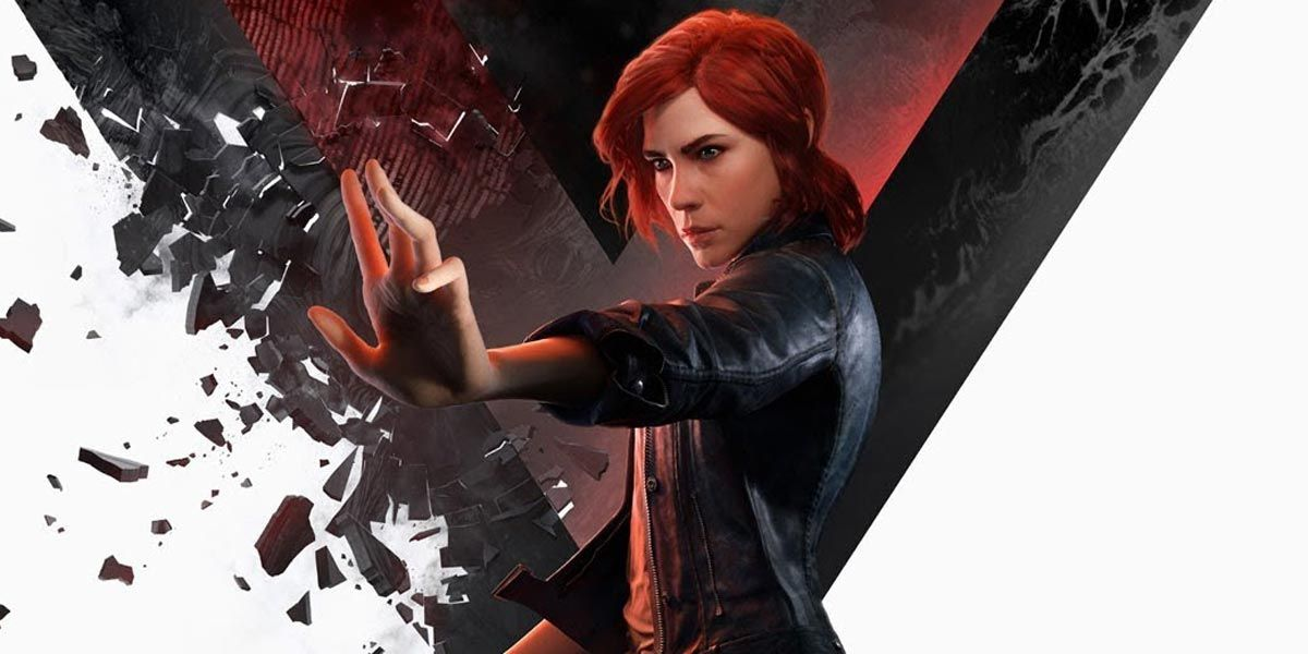 Control Video Game Review CBR