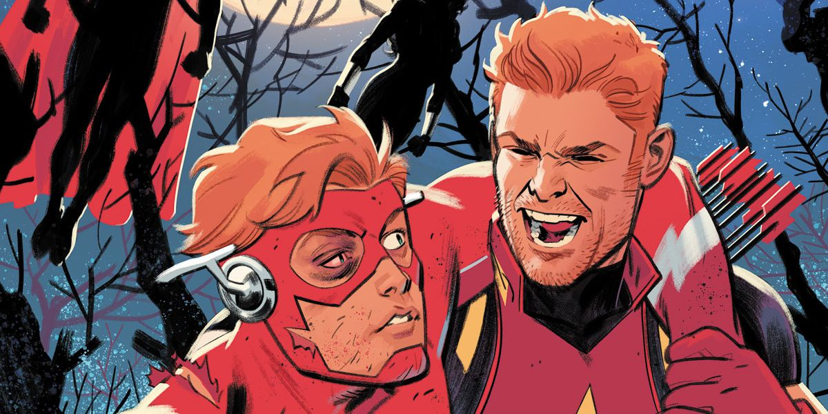 Flash Forward Introduces a Very Different Roy Harper to the DC Universe