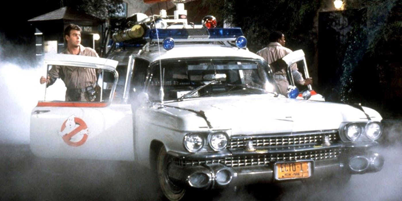 Ghostbusters: Afterlife Photo Features the Ecto-1's Gunner Seat