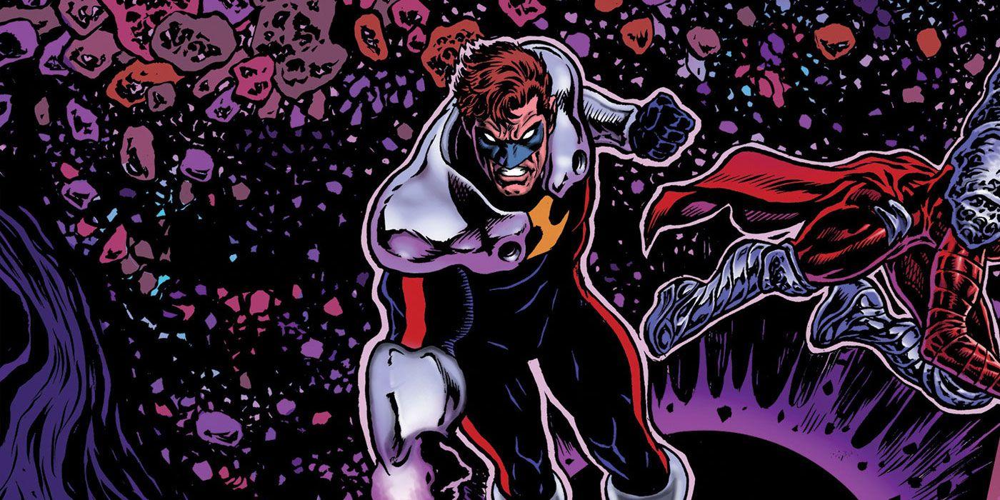 Green Lantern Cover Gives Clear Look at Hal Jordan's New Blackstars Uniform