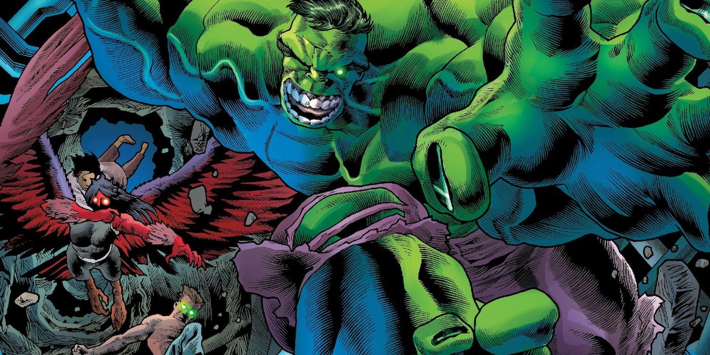Immortal Hulk: Bruce Banner's Alter Ego Supports Transgender Rights