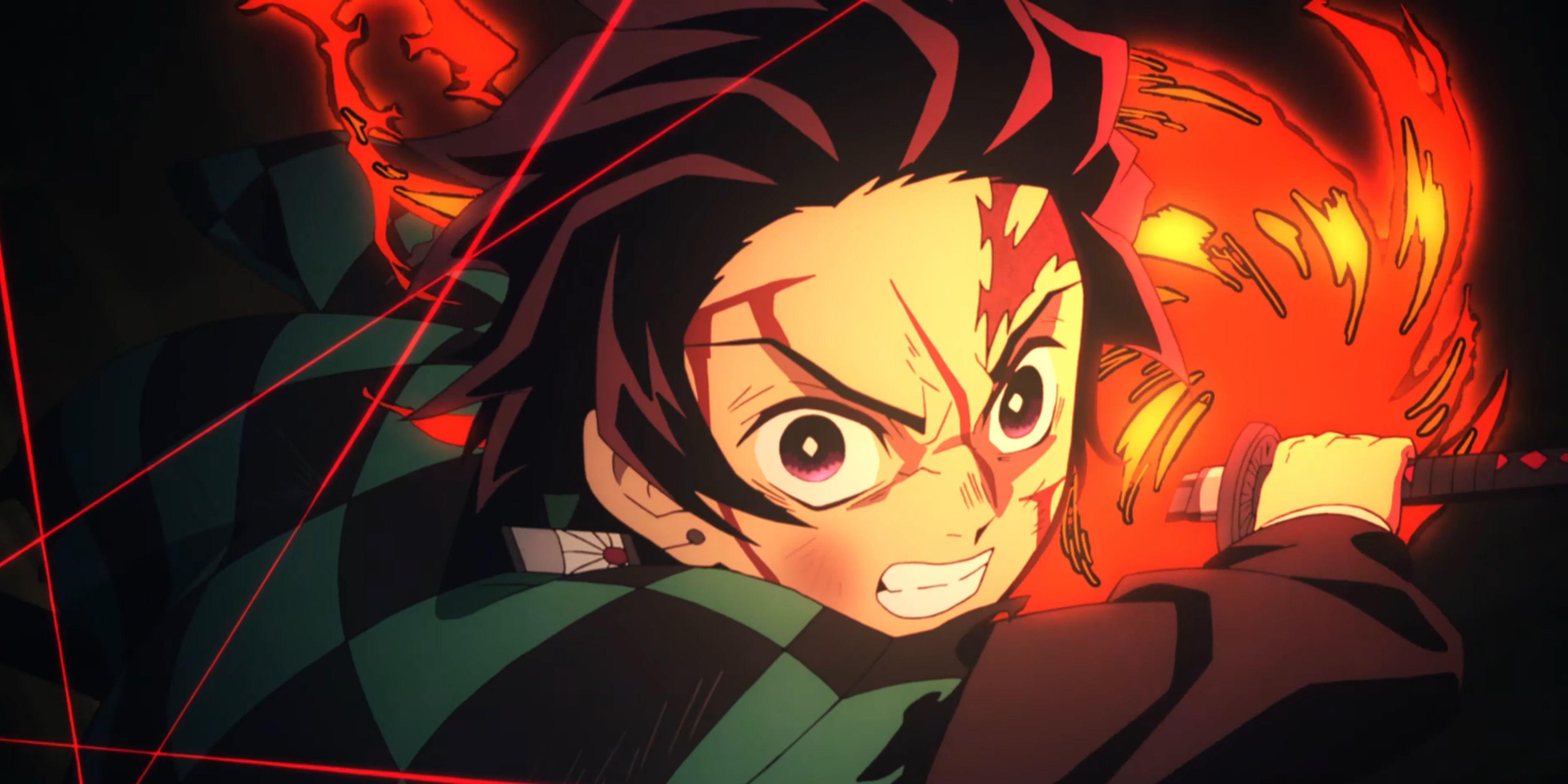 Kimetsu No Yaiba - aka Demon Slayer Anime - Tanjirou