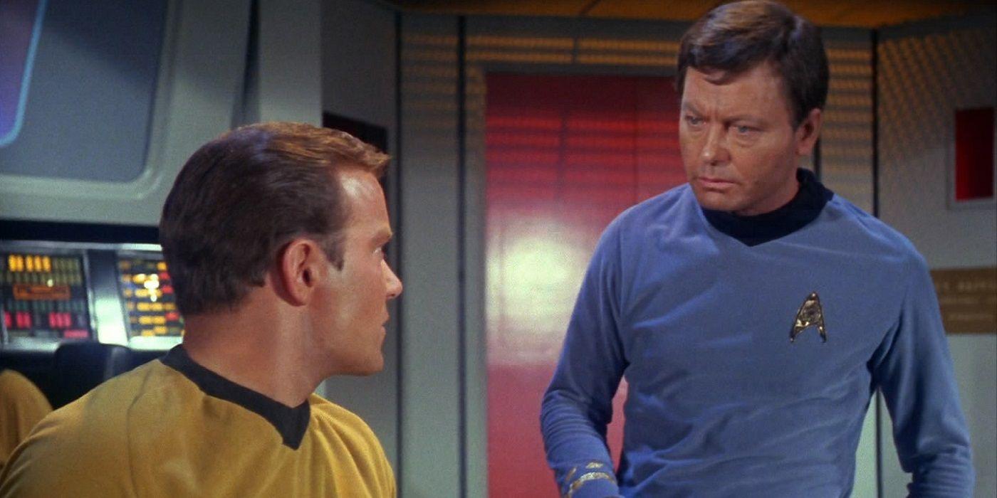 Did Dr. McCoy Never Actually Give a 'Damn' On Star Trek?   CBR